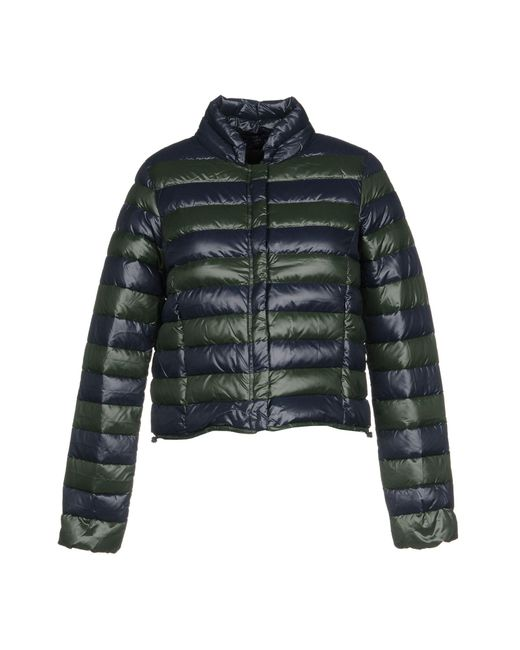 Duvetica Blue Down Jacket