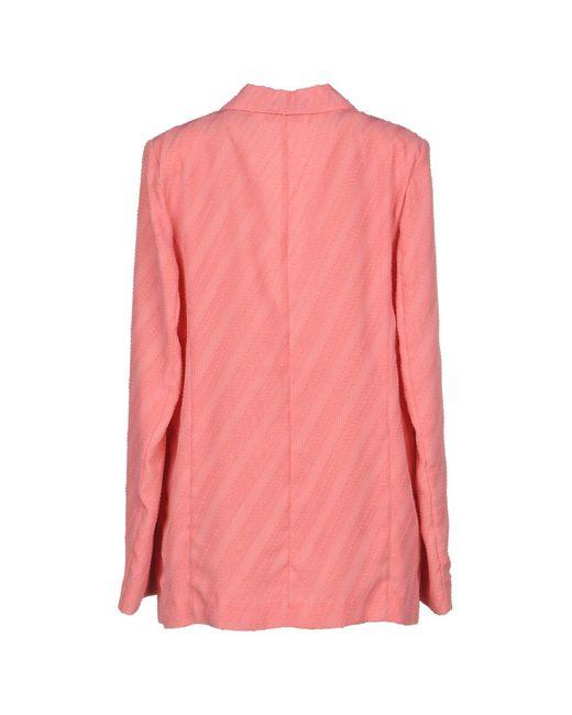 Giacca di Patrizia Pepe in Pink