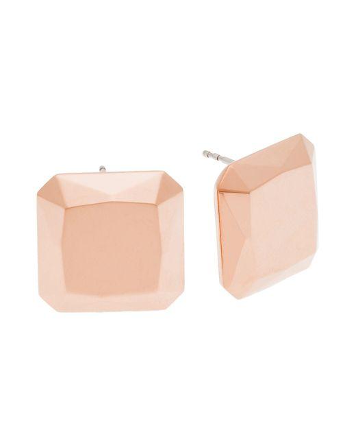 Michael Kors | Pink Earrings | Lyst