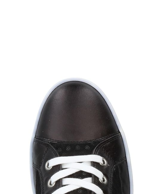 Sneakers & Tennis shoes alte di Hogan Rebel in Black