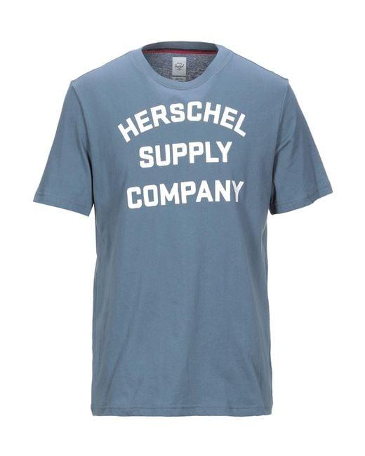 Herschel Supply Co. White T-shirt for men