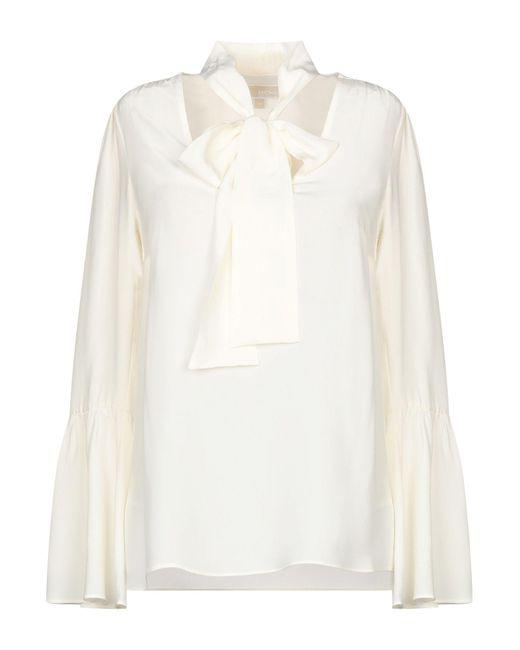 Blusa di MICHAEL Michael Kors in White