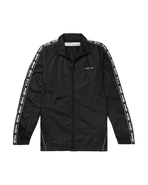 Off-White c/o Virgil Abloh Jacke in Black für Herren
