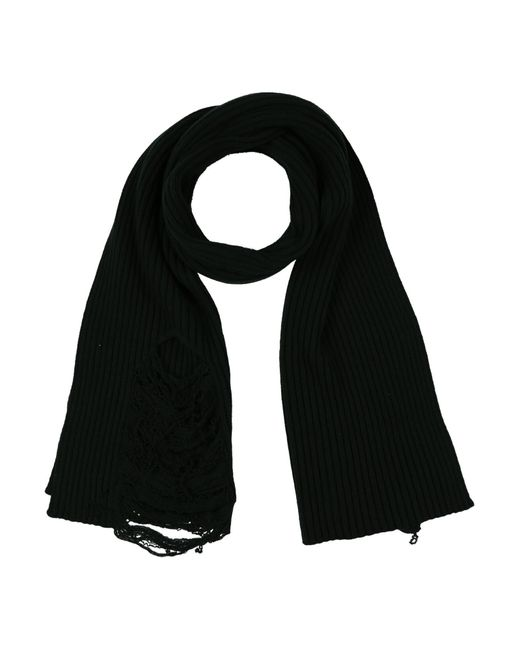 Écharpe Maison Margiela pour homme en coloris Black