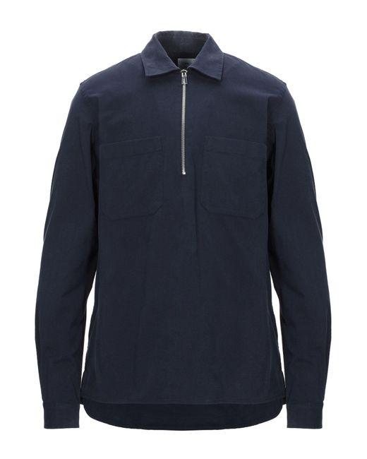 Camisa PS by Paul Smith de hombre de color Blue