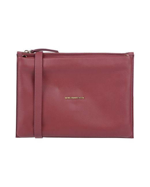 Mandarina Duck Purple Handbag
