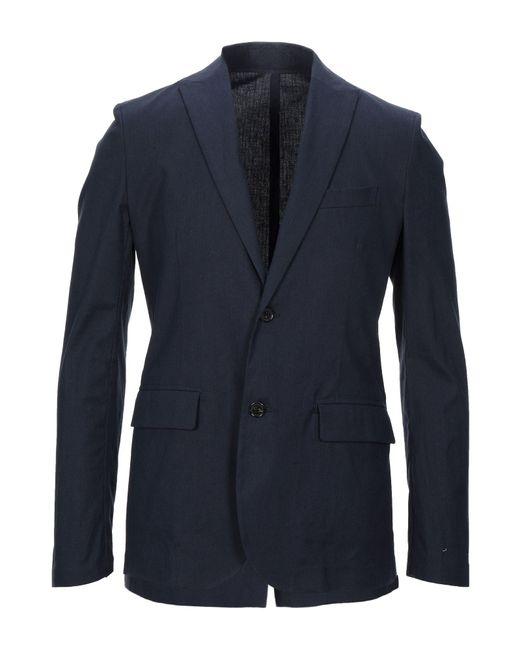 Paolo Pecora Jackett in Blue für Herren