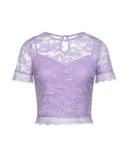 Guess Purple Blouse