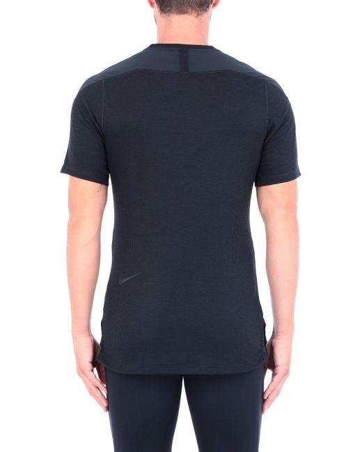 Nike T-shirts in Black für Herren