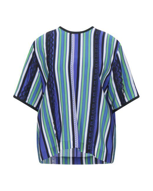 Blusa di MSGM in Blue