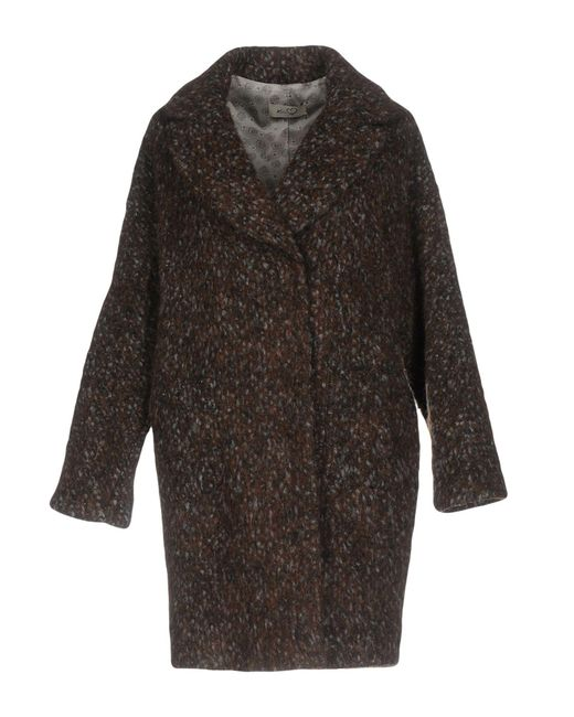 Ki6? Who Are You? - Brown Coats - Lyst