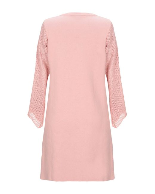 Vestito corto di ViCOLO in Pink