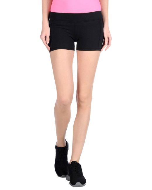 Reebok - Black Shorts - Lyst