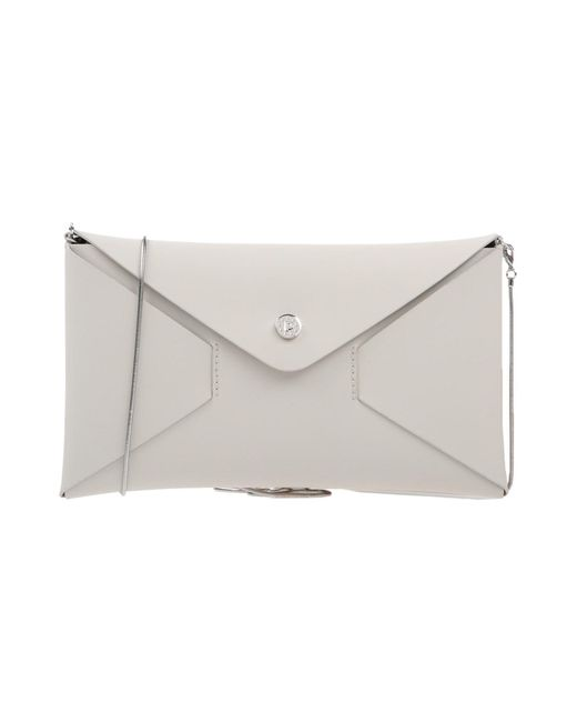 Pollini - Gray Handbags - Lyst