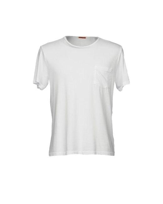 Barena | White T-shirt for Men | Lyst