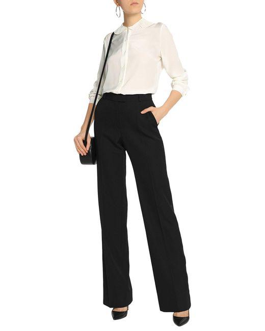 Vanessa Seward Pantalon femme de coloris noir