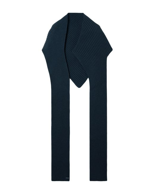 Givenchy Blue Scarf