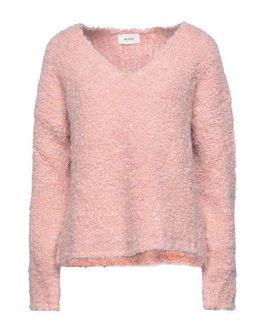 ViCOLO Pink Pullover