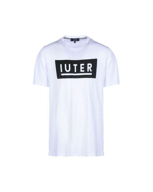 Iuter - Black T-shirts for Men - Lyst