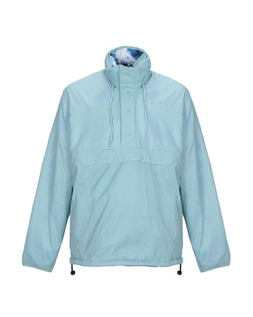 Huf Blue Jacket for men