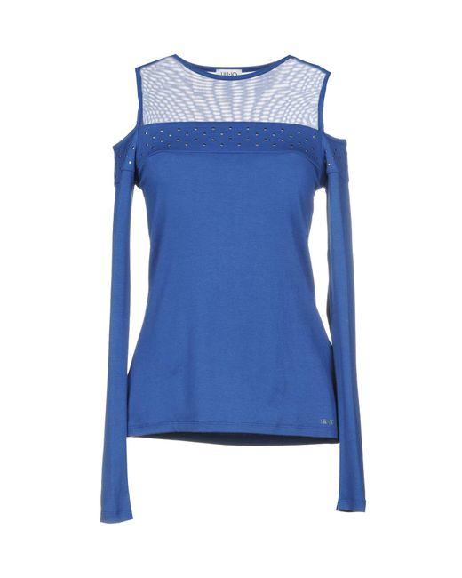 Liu Jo Blue T-shirt