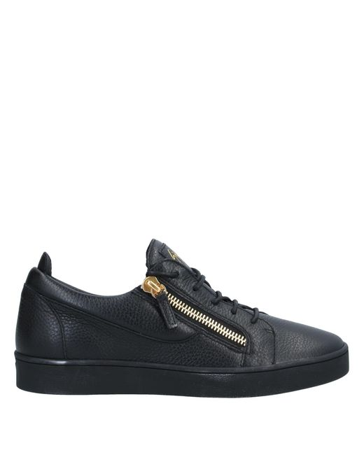 Sneakers & Tennis basses Giuseppe Zanotti pour homme en coloris Black