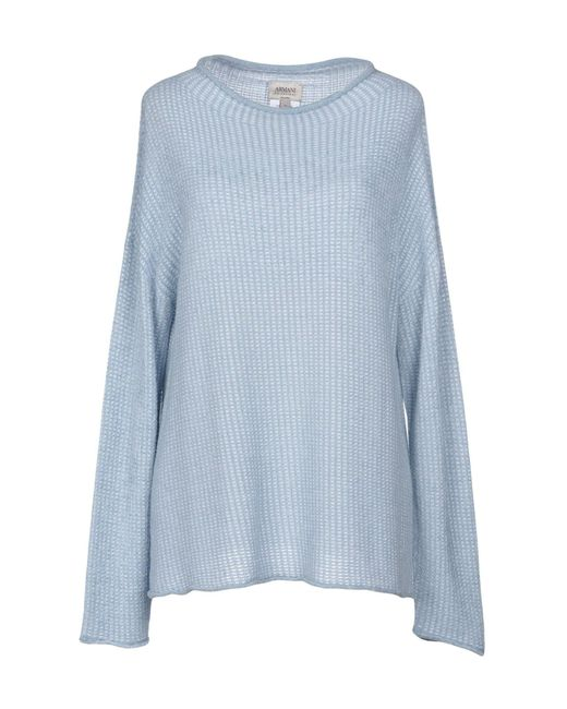 Pullover di Armani in Blue