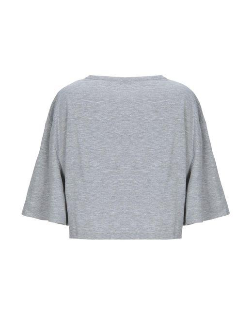 Pinko Gray T-shirts