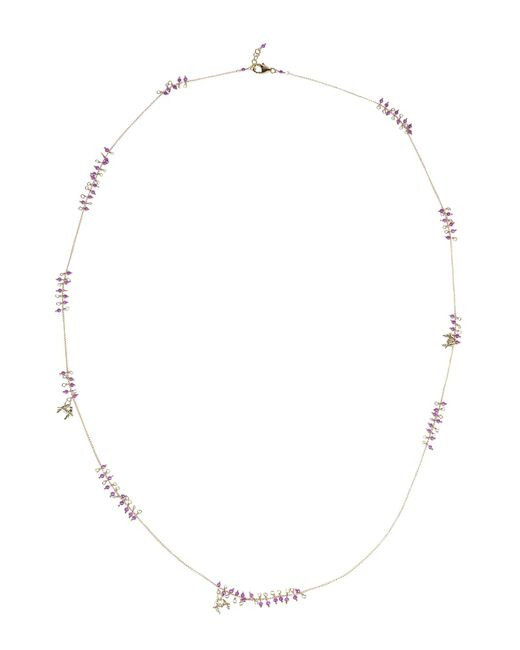 First People First | Metallic Necklaces | Lyst