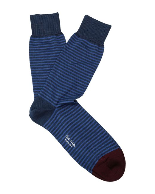 Socquettes Paul Smith pour homme en coloris Blue