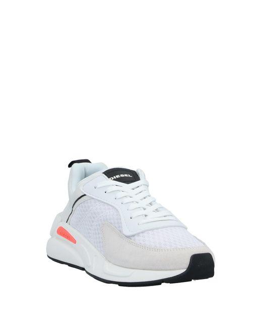 Sneakers & Deportivas DIESEL de color White