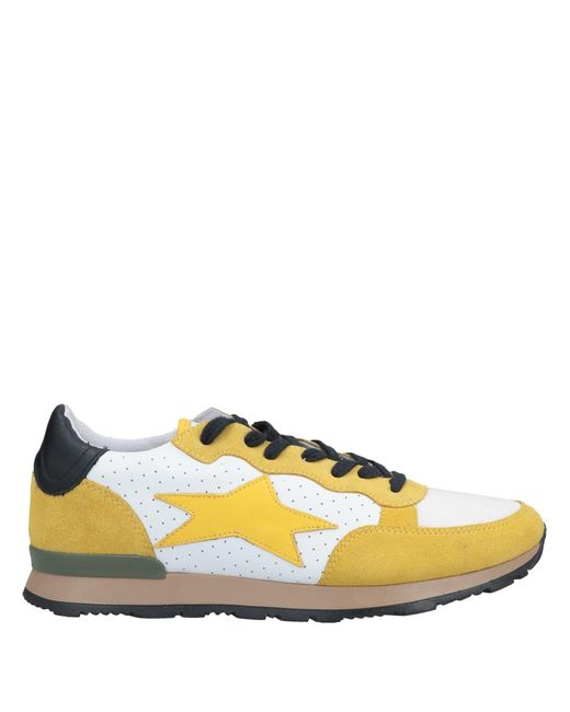 Ishikawa White Low-tops & Sneakers for men