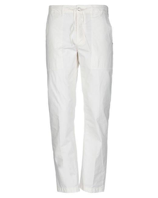Pantalone di Siviglia in White da Uomo