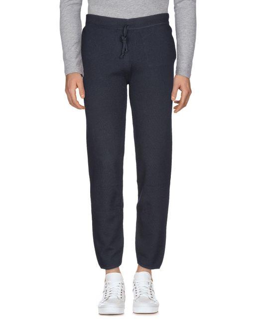 Alpha Studio - Blue Casual Trouser for Men - Lyst