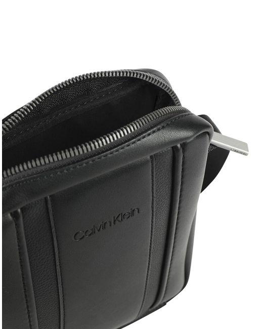 Homme Noir Sacs Calvin Klein Coloris En Lyst Pour Bandoulière QWeodxBrC