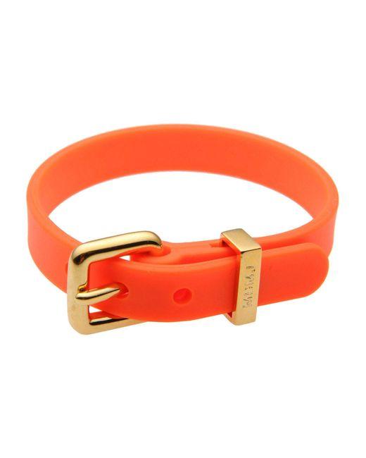 Marc By Marc Jacobs - Orange Bracelet - Lyst