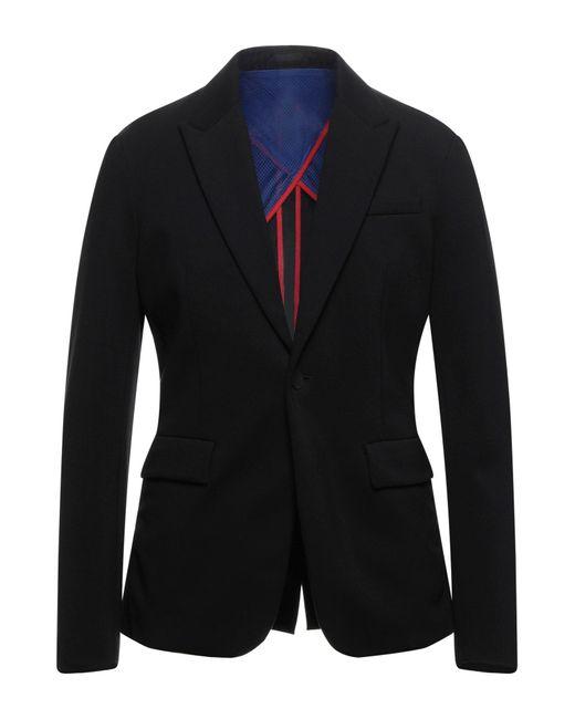 Iceberg Black Suit Jacket for men