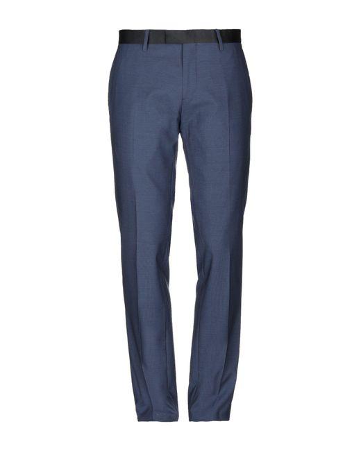 Billtornade Blue Casual Pants for men