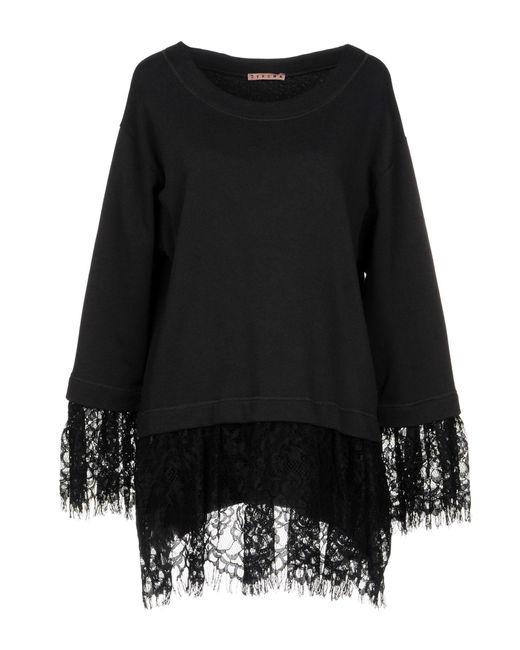 Dv Roma - Black Sweatshirt - Lyst