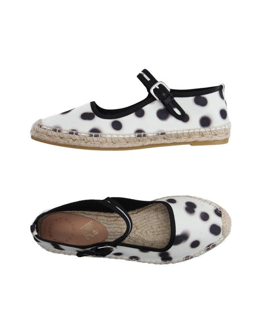 Marc By Marc Jacobs - White Espadrilles - Lyst