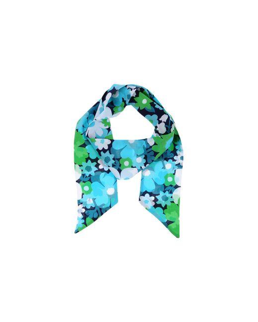 Michael Kors - Blue Oblong Scarves - Lyst