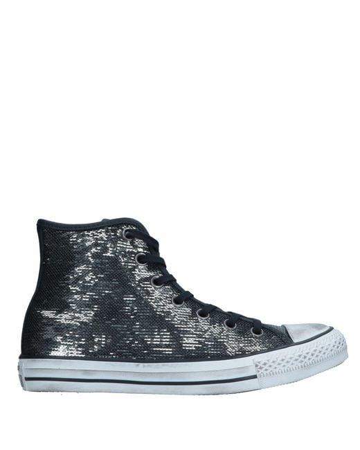 Converse Multicolor High-tops & Sneakers