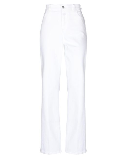 Closed White Denim Pants