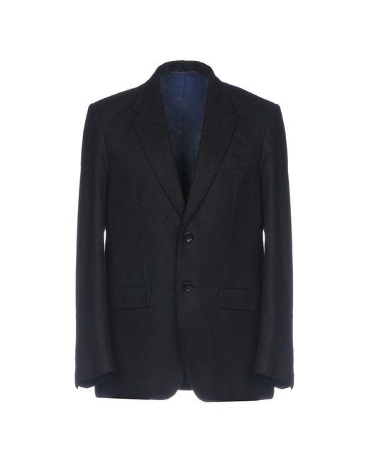 Department 5 Black Blazer for men