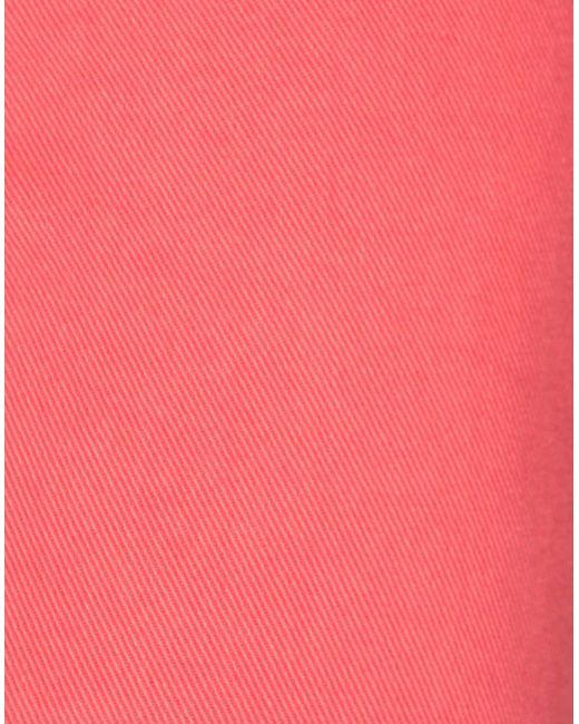 Pantalones vaqueros Gas de color Red