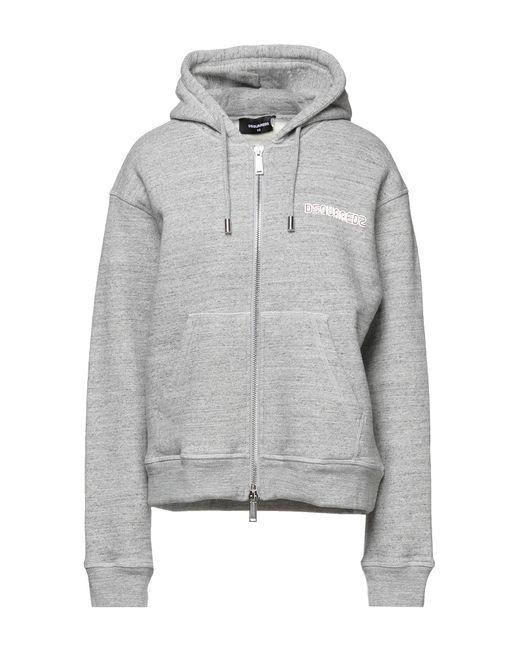 Felpa di DSquared² in Gray