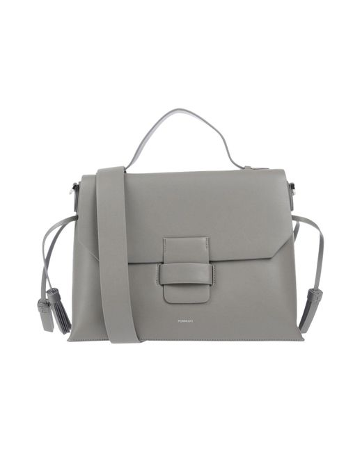 Pomikaki - Gray Handbag - Lyst