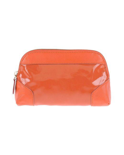Pinko - Orange Pouches - Lyst