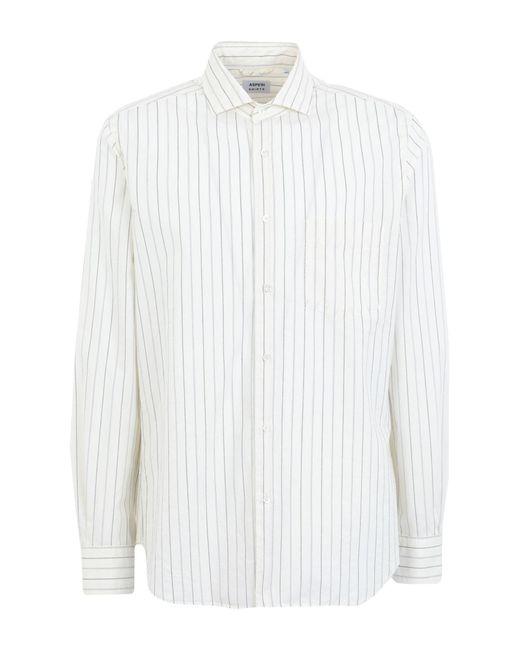 Camisa Aspesi de hombre de color White