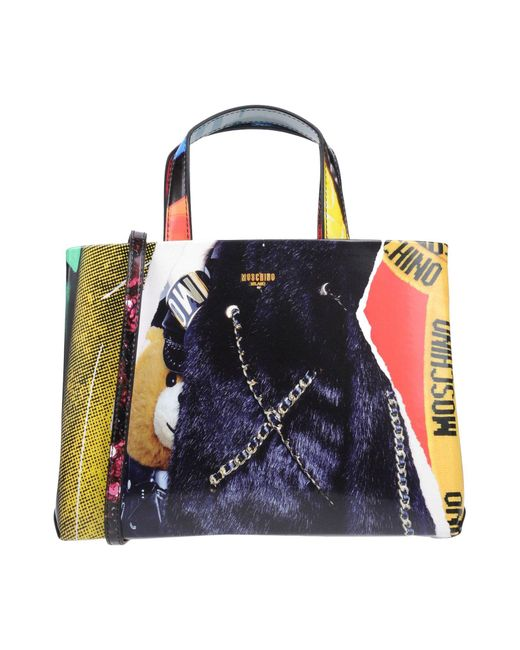 Moschino - Purple Handbag - Lyst